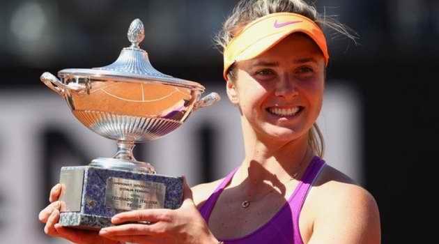 Элина Свитолина выиграла супертурнир в Риме