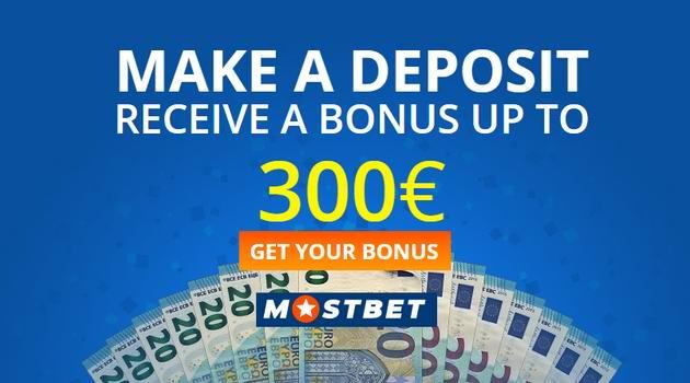 mostbet bonus